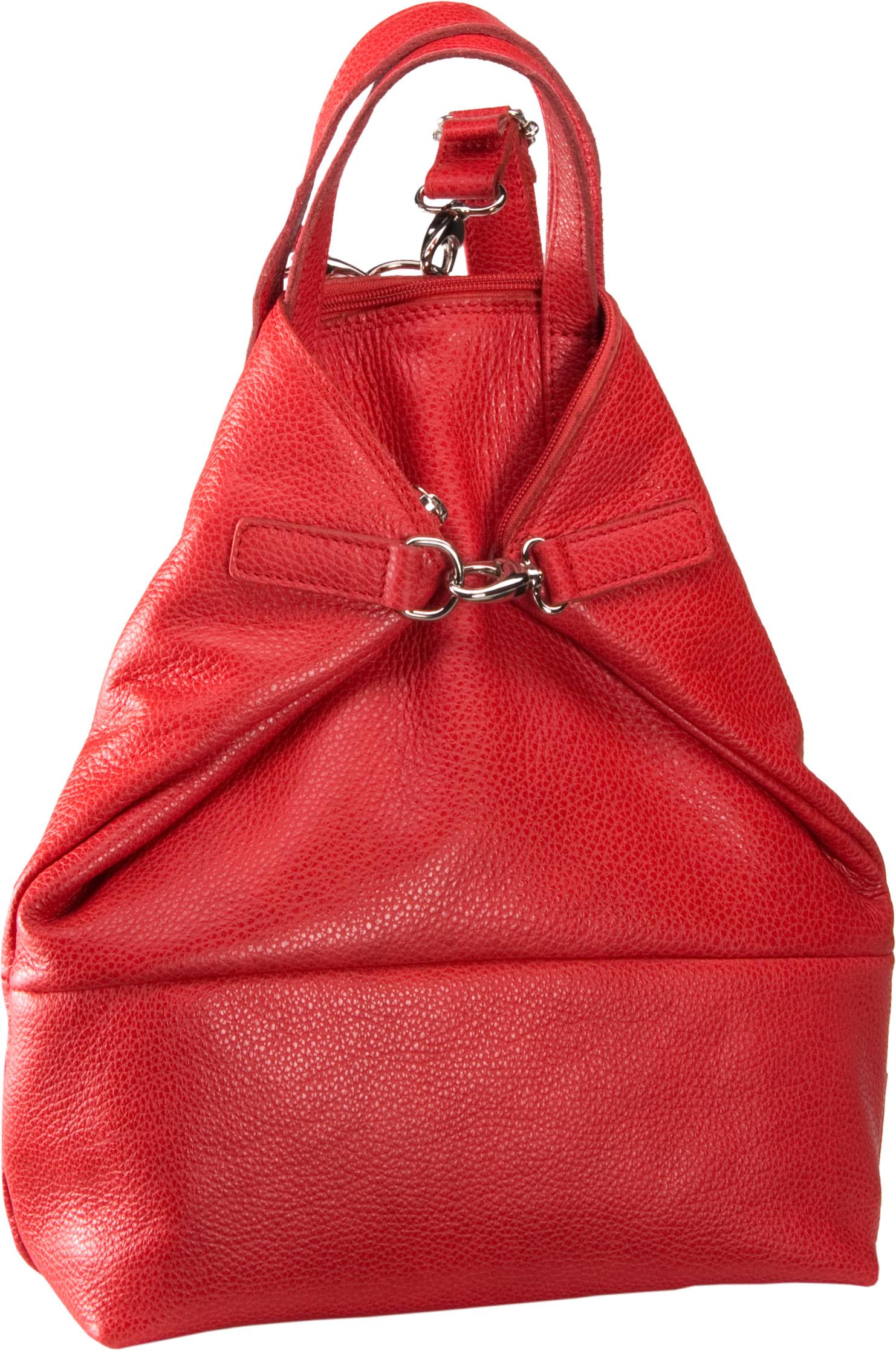 Rucksack / Daypack Vika 1910 X-Change 3in1 Bag S Red