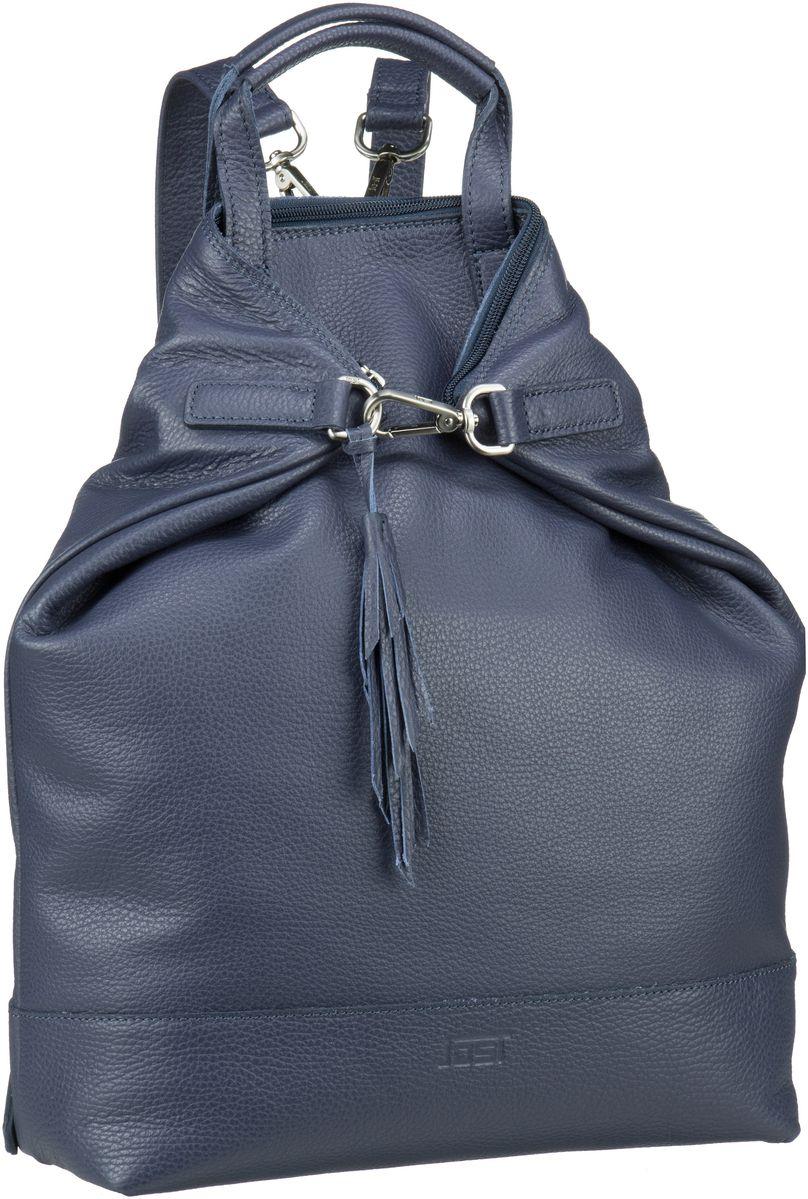 Rucksaecke für Frauen - Jost Rucksack Daypack Vika 1910 X Change 3in1 Bag S Navy  - Onlineshop Taschenkaufhaus