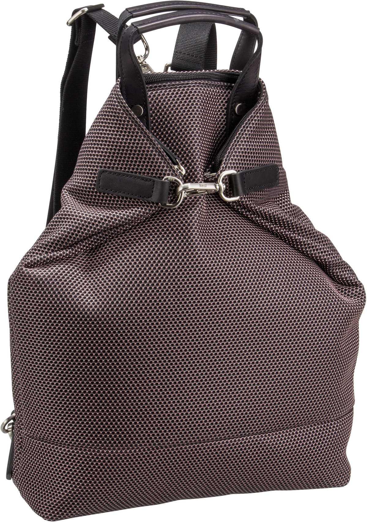 Rucksack / Daypack Mesh 6178 X-Change 3in1 Bag S Rosewood