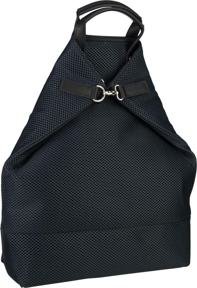Laptoprucksack Mesh 6179 X-Change 3in1 Bag L Schwarz