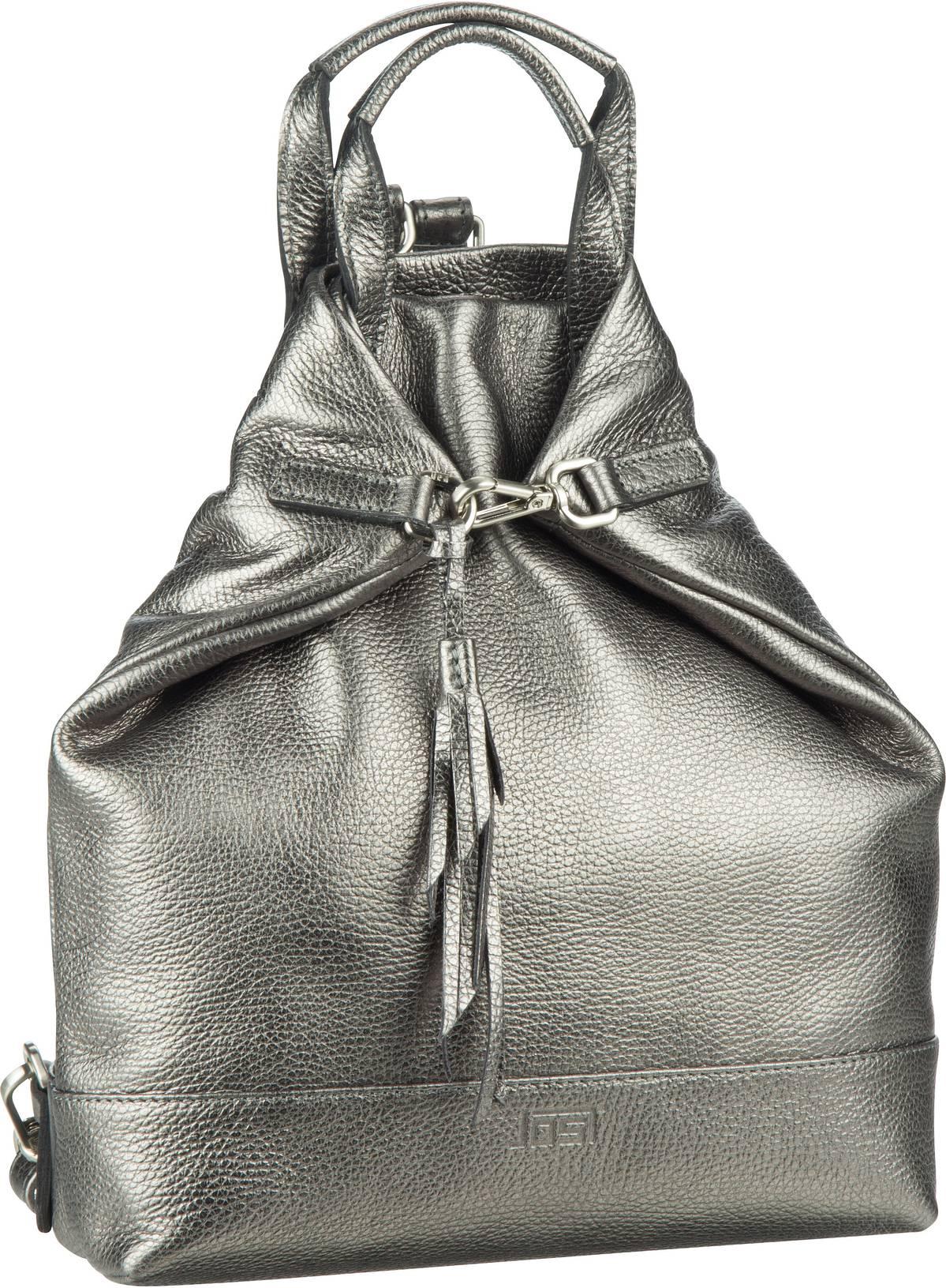 Rucksack / Daypack Vika 1963 X-Change 3in1 Bag XS Silver