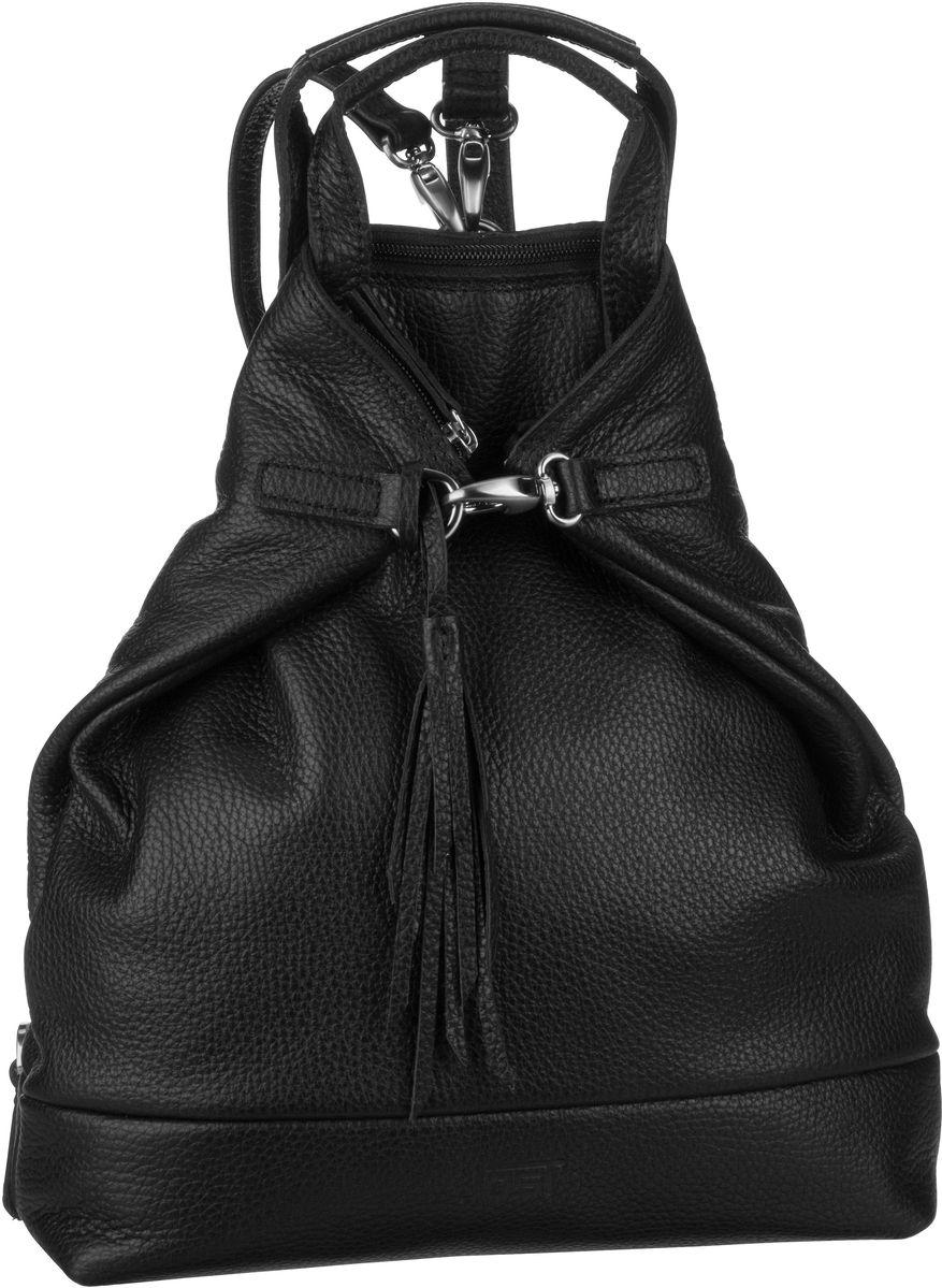 Rucksack / Daypack Vika 1963 X-Change Bag XS Schwarz