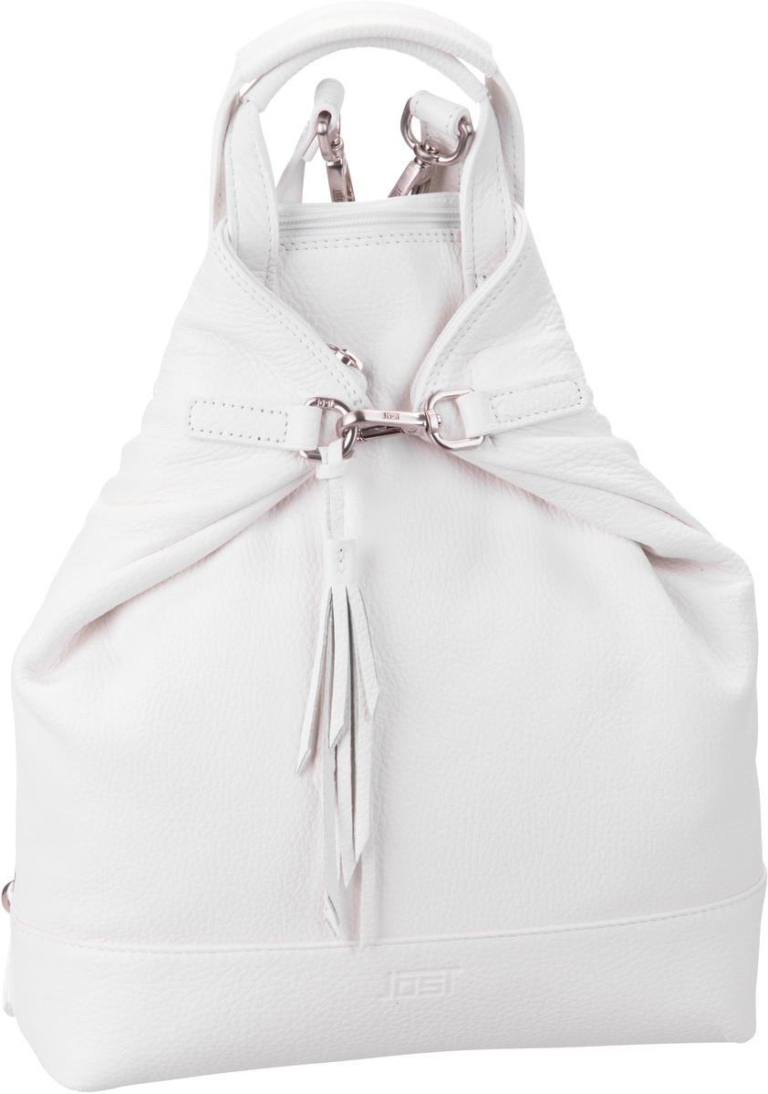 Rucksaecke für Frauen - Jost Rucksack Daypack Vika 1963 X Change 3in1 Bag XS Weiß  - Onlineshop Taschenkaufhaus