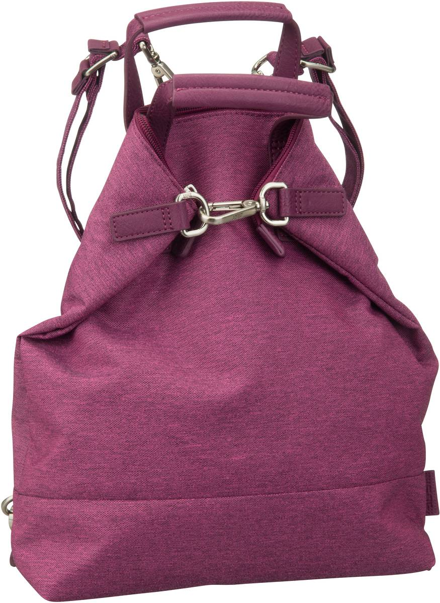 Jost Rucksack / Daypack 1126 X-Change 3in1 Bag XS Lila