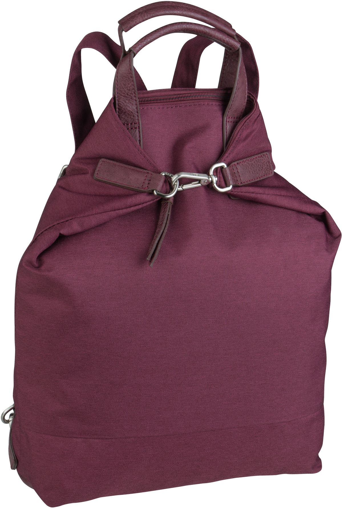 Jost Laptoprucksack 1127 X-Change Bag S Bordeaux