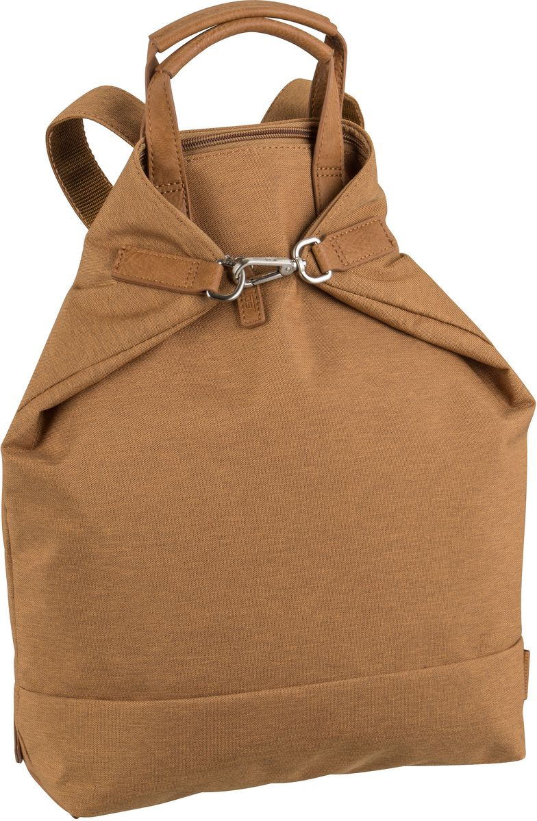 Jost Laptoprucksack 1127 X-Change 3in1 Bag S Cognac