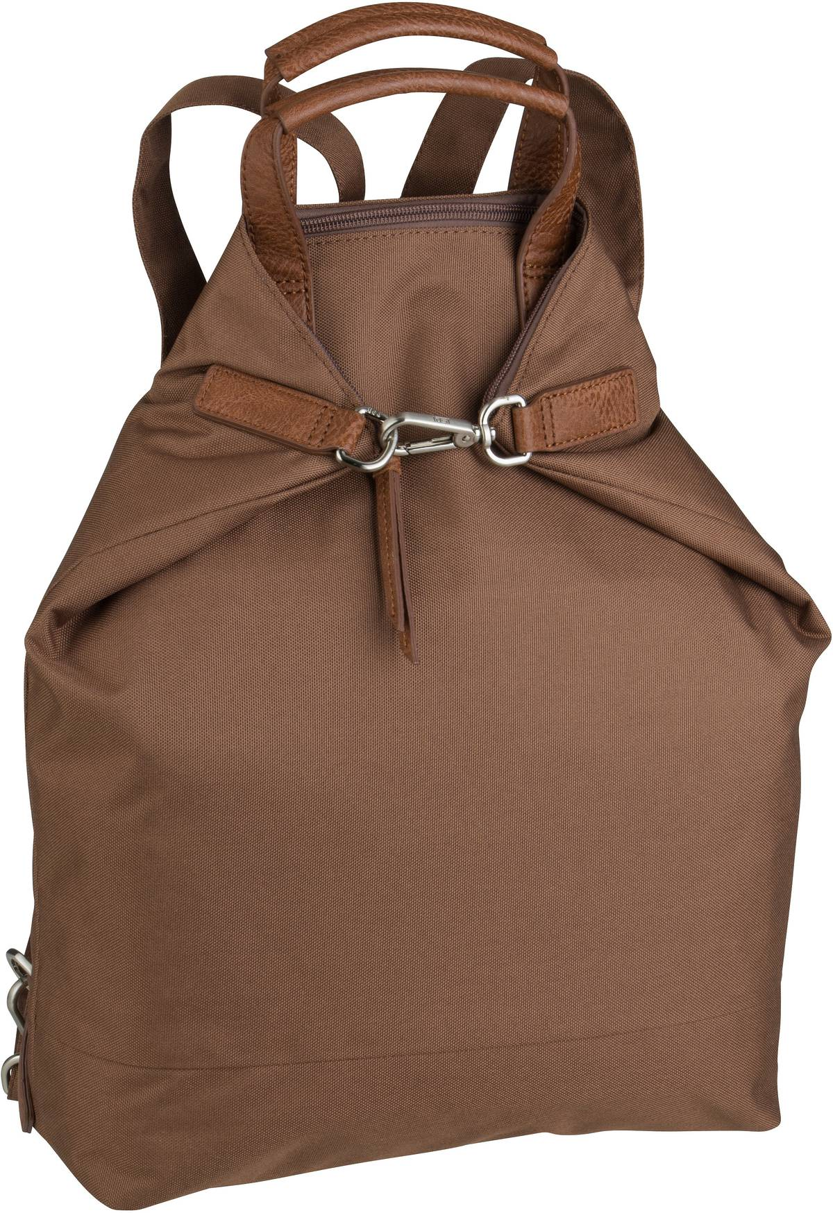 Jost Laptoprucksack 1127 X-Change Bag S Mid Brown