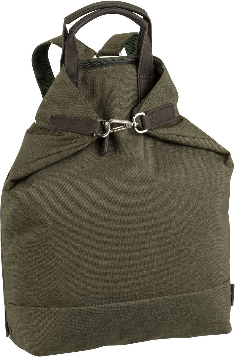 Jost Laptoprucksack Bergen 1127 X-Change 3in1 Bag S Olive