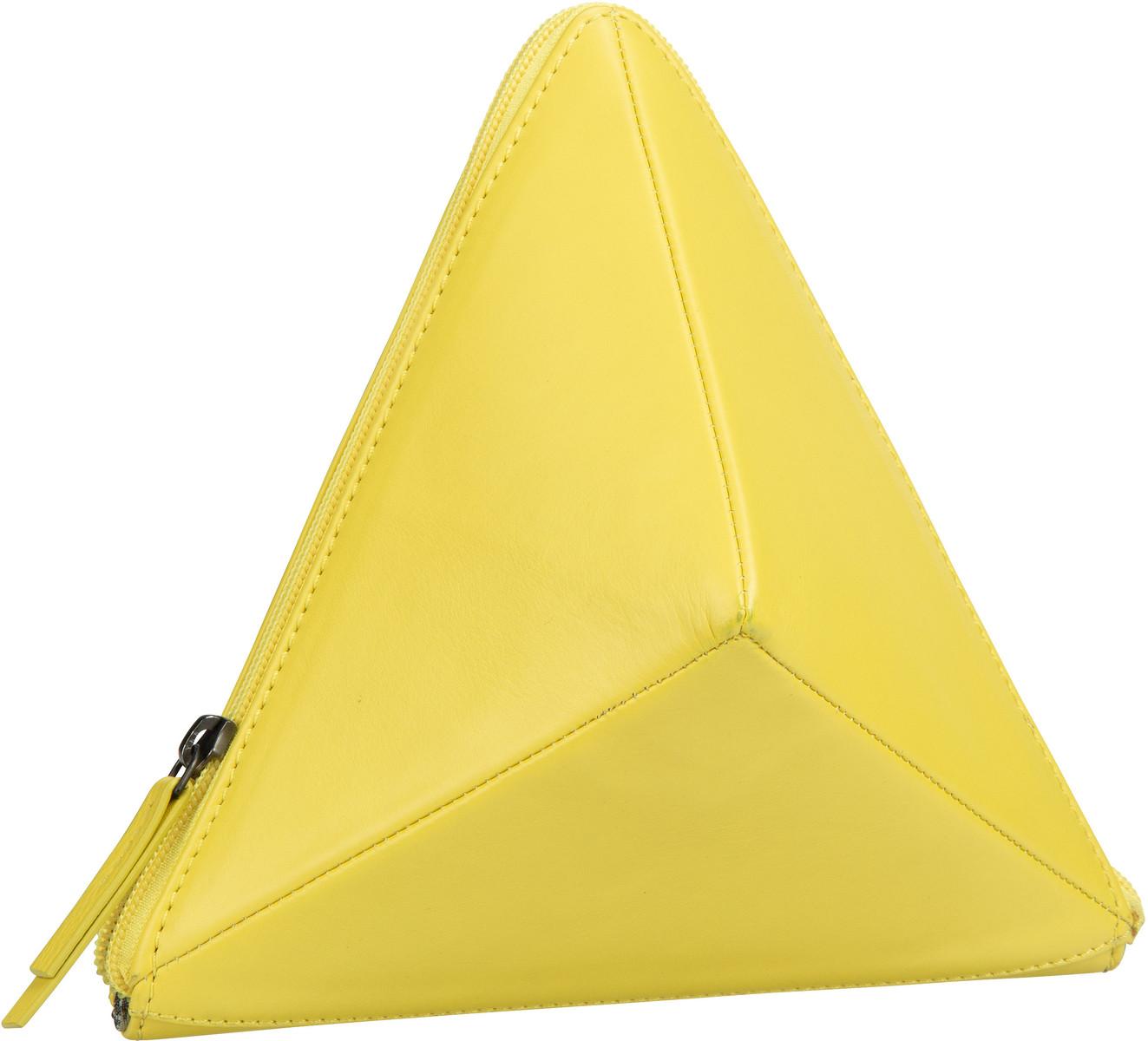 Handtasche Alice Sara Ott 6007 Clutch 2 Gelb