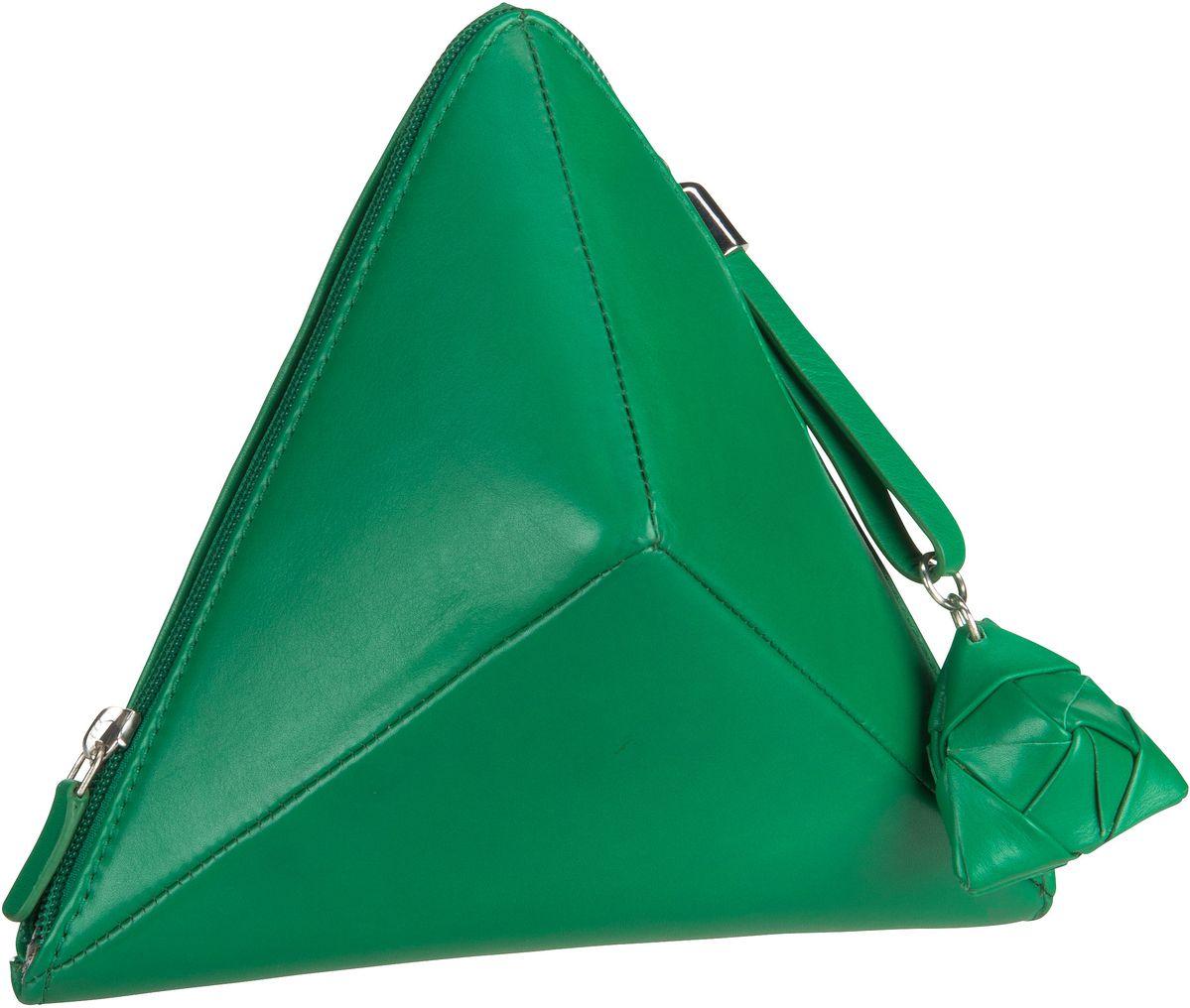 Handtasche Alice Sara Ott 6007 Clutch 2 Grün