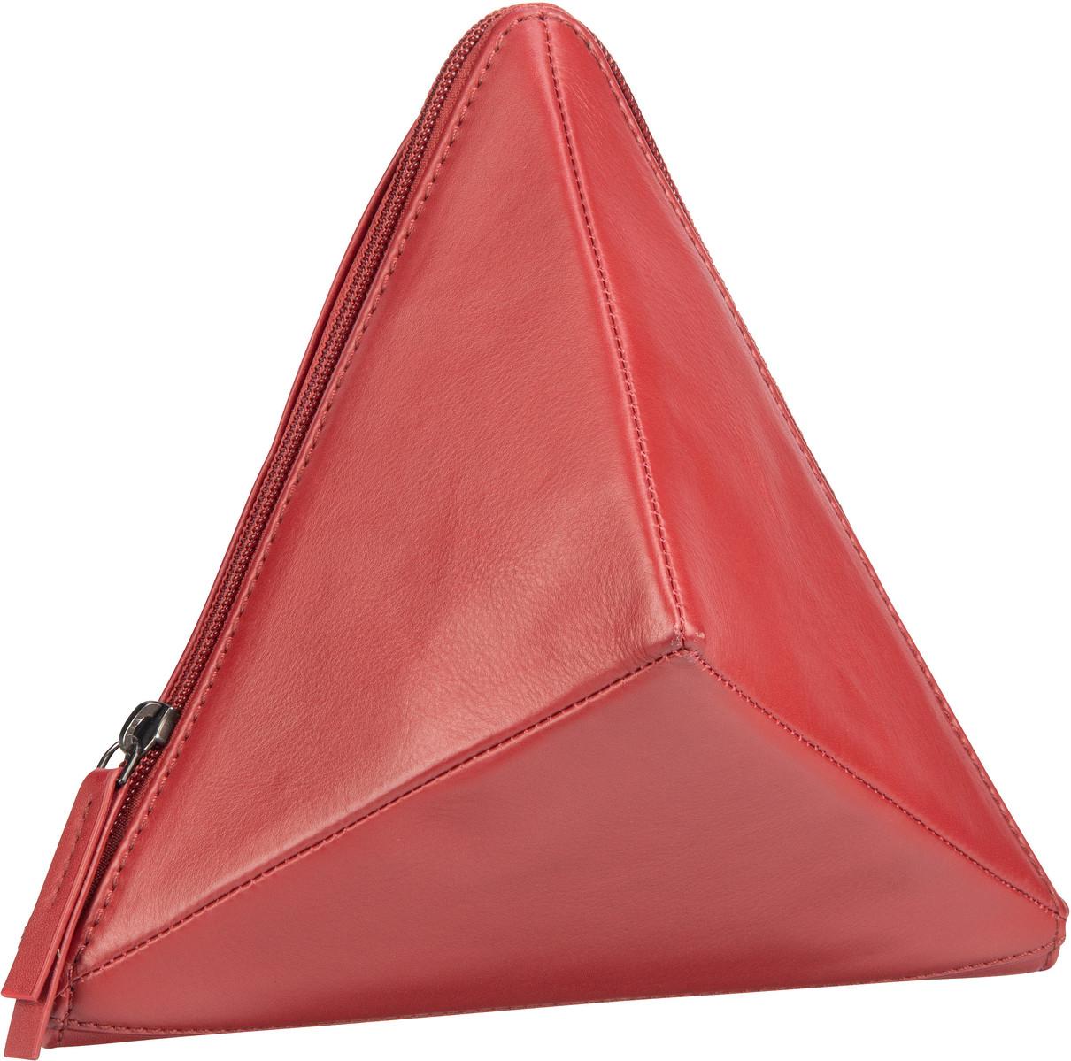Handtasche Alice Sara Ott 6007 Clutch 2 Rot