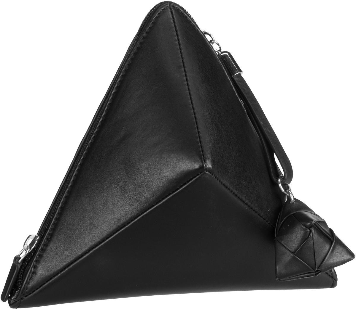 Handtasche Alice Sara Ott 6007 Clutch 2 Schwarz