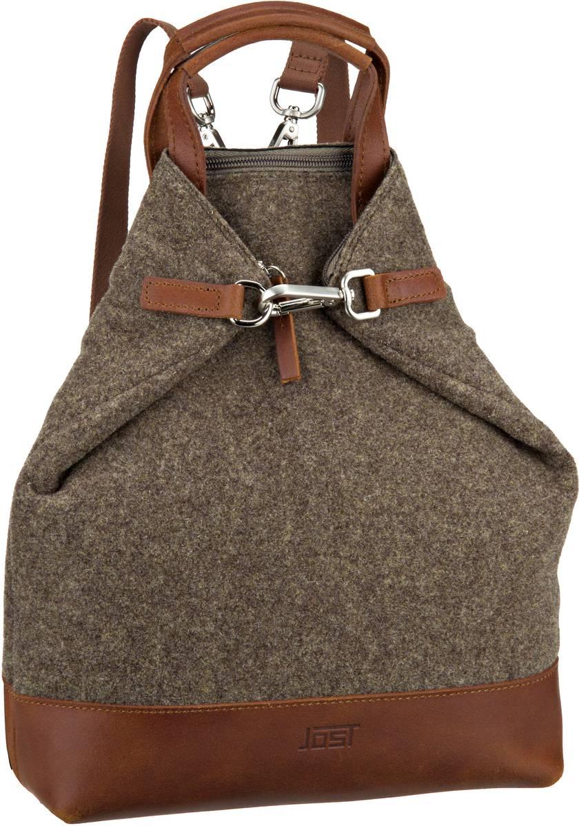 Jost Farum 2173 X Change 3in1 Bag XS Brown Rucksack Daypack