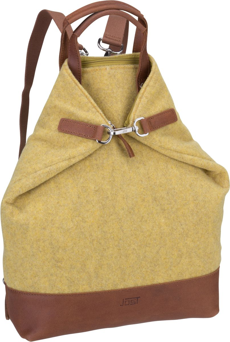 Jost Rucksack / Daypack Farum 2174 X-Change 3in1 Bag S Curry