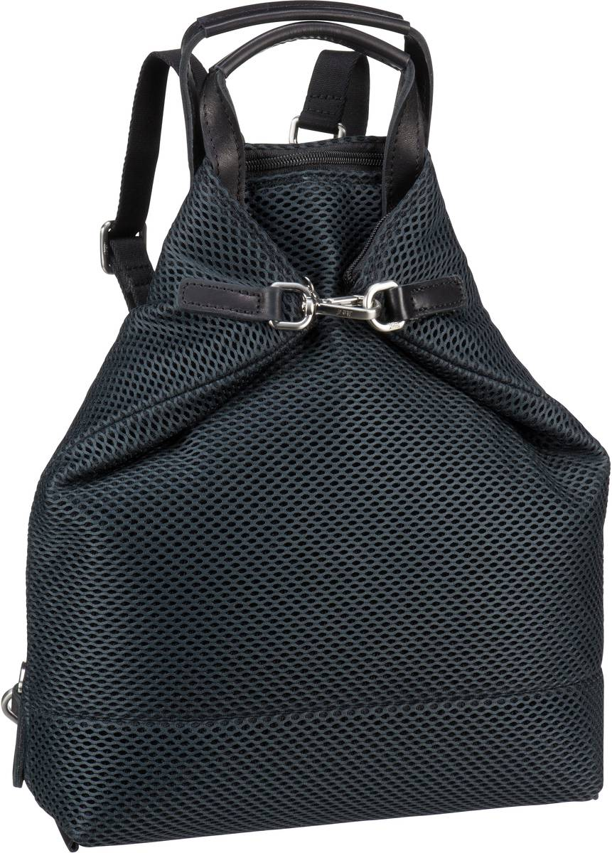Rucksack / Daypack Mesh 6177 X-Change 3in1 Bag XS Black
