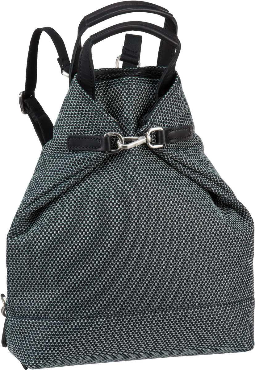 Rucksaecke für Frauen - Jost Rucksack Daypack Mesh 6177 X Change 3in1 Bag XS Silver  - Onlineshop Taschenkaufhaus
