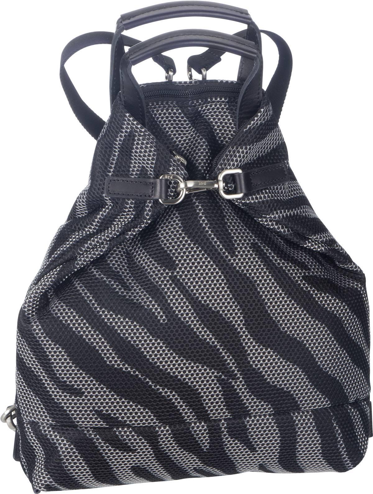 Rucksack / Daypack Mesh 6177 X-Change 3in1 Bag XS Zebra