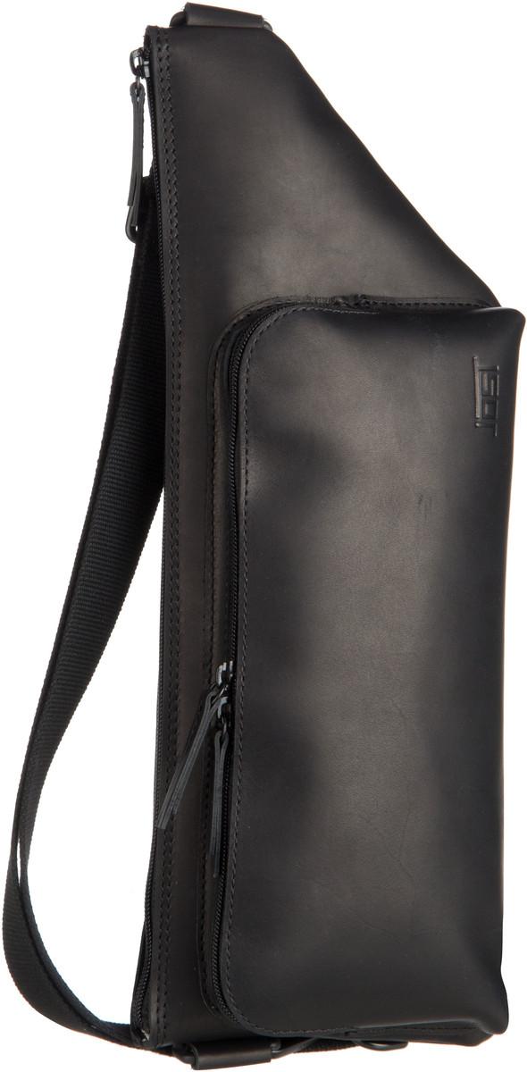 Jost Futura 8622 Crossover Bag Schwarz - Rucksack / Daypack