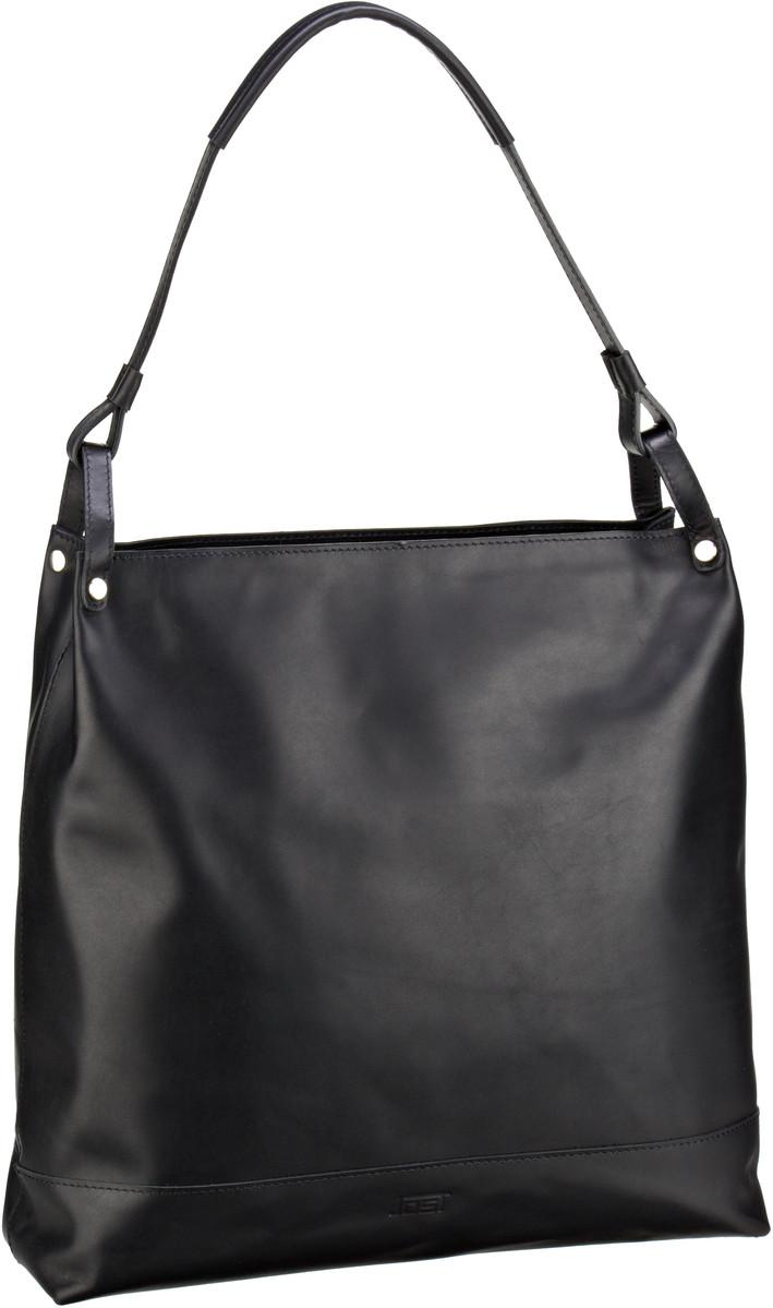 Handtasche Rana 1221 Hobo Bag Schwarz