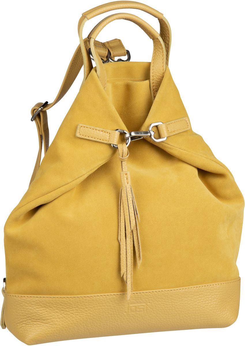 Rucksaecke für Frauen - Jost Rucksack Daypack Motala 1729 X Change 3in1 Bag XS Gelb  - Onlineshop Taschenkaufhaus