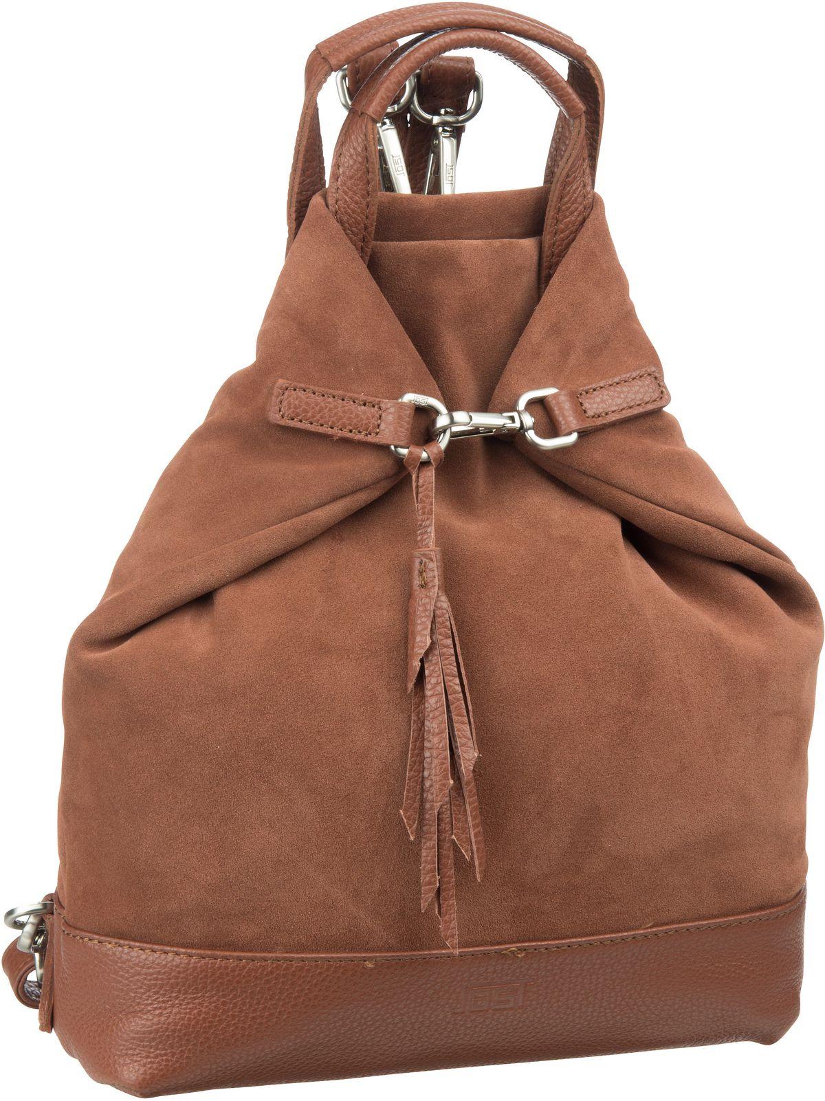 Rucksack / Daypack Motala 1729 X-Change 3in1 Bag XS Mid Brown