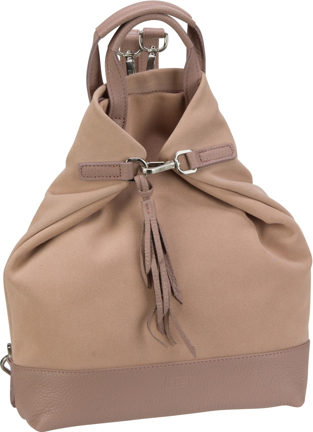 Rucksack / Daypack Motala 1729 X-Change 3in1 Bag XS Rosewood