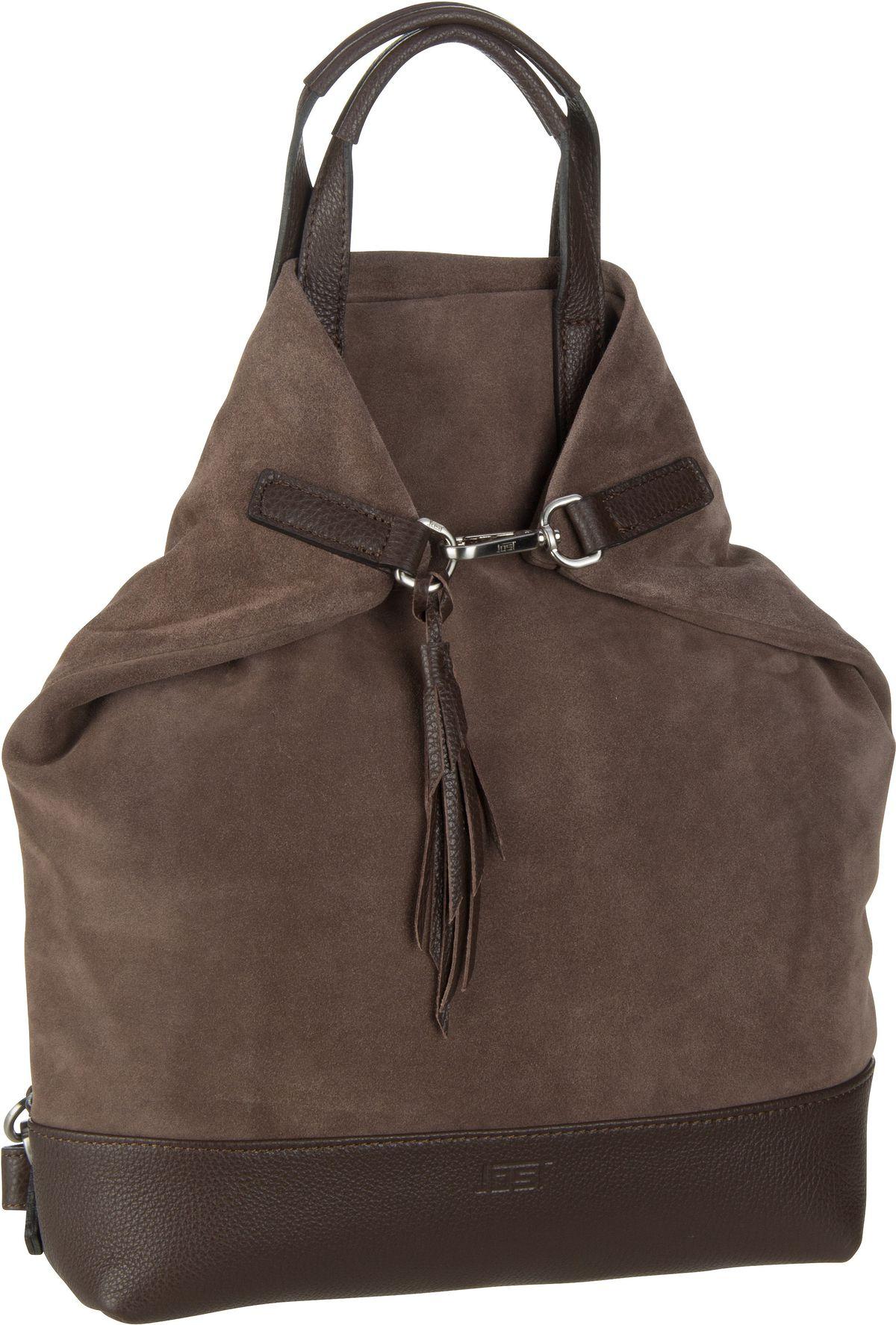 Rucksack / Daypack Motala 1730 X-Change Bag S Mocca