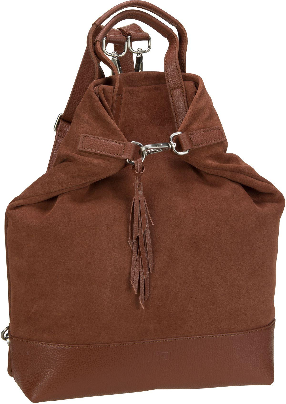 Rucksack / Daypack Motala 1730 X-Change Bag S Mid Brown