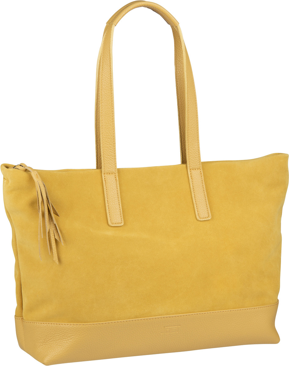 Handtasche Motala 1735 Shopper Gelb