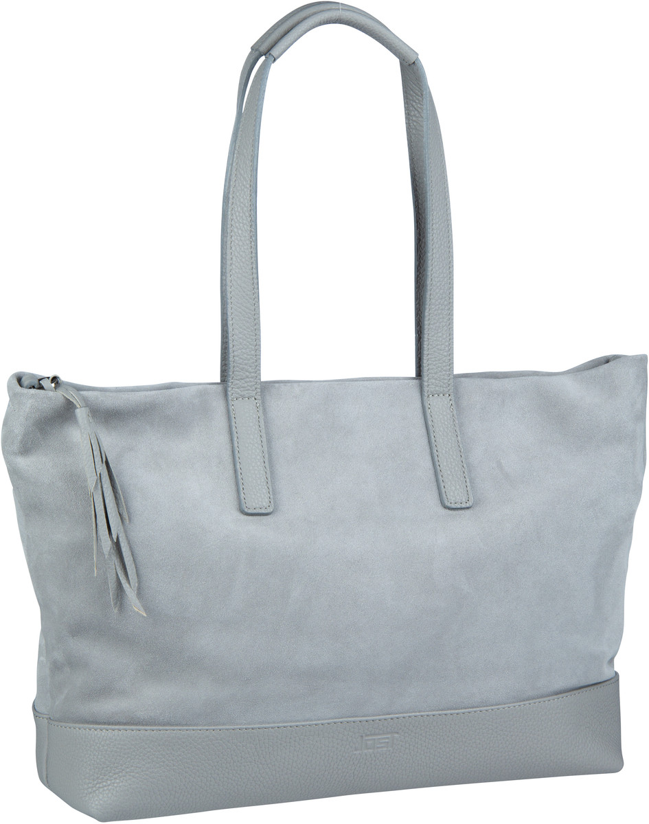 Handtasche Motala 1735 Shopper Grau