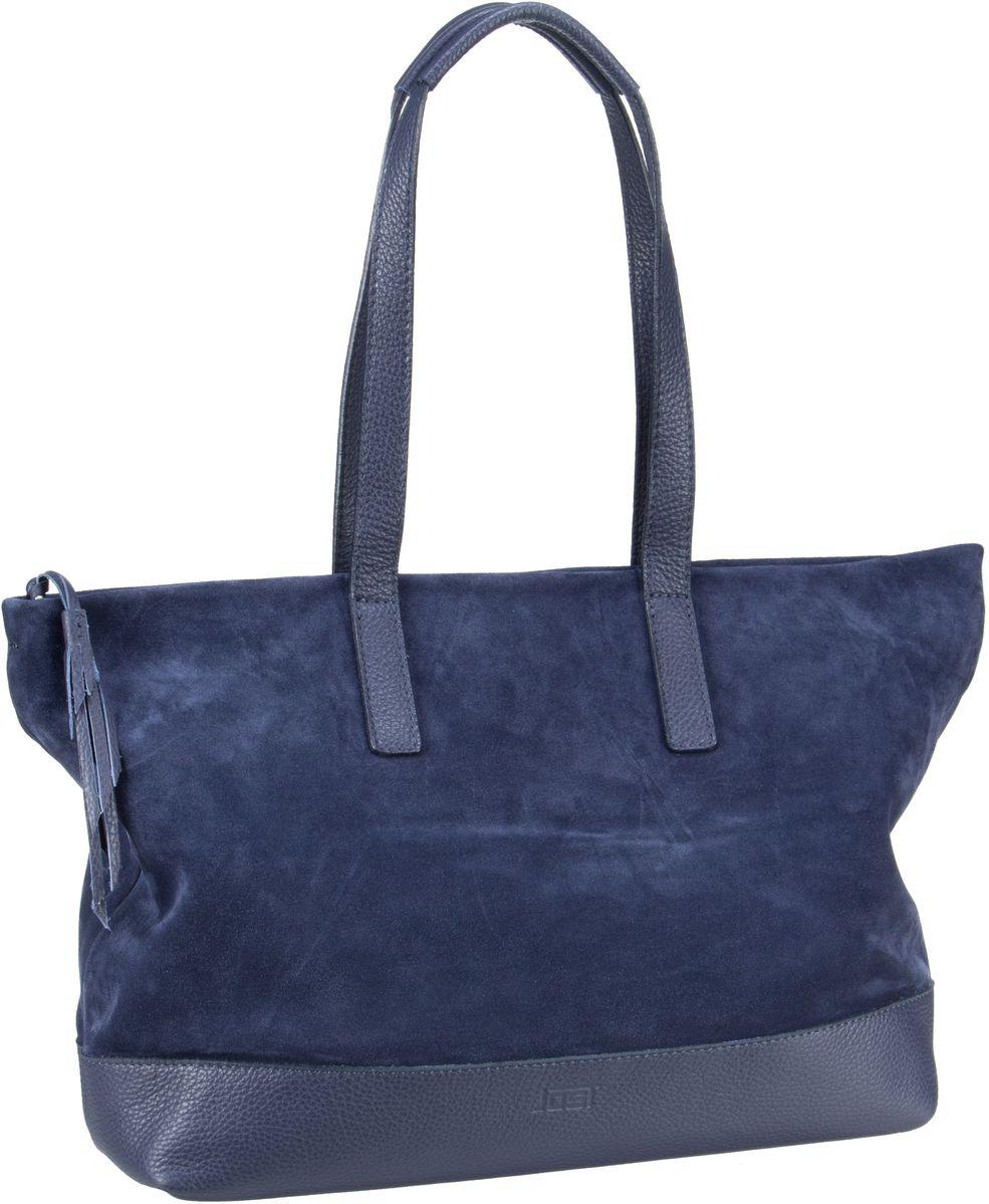 Handtasche Motala 1735 Shopper Navy