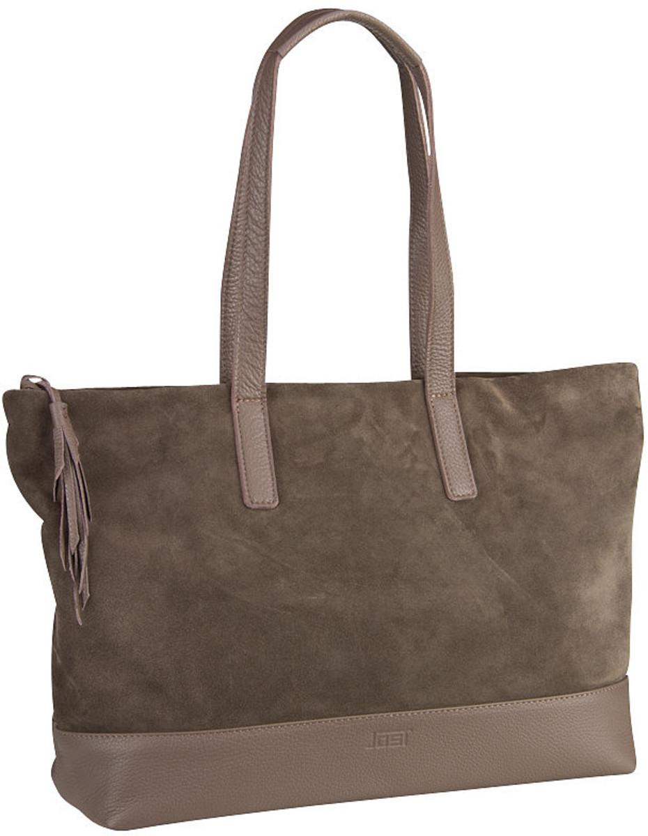 Handtasche Motala 1735 Shopper Olive