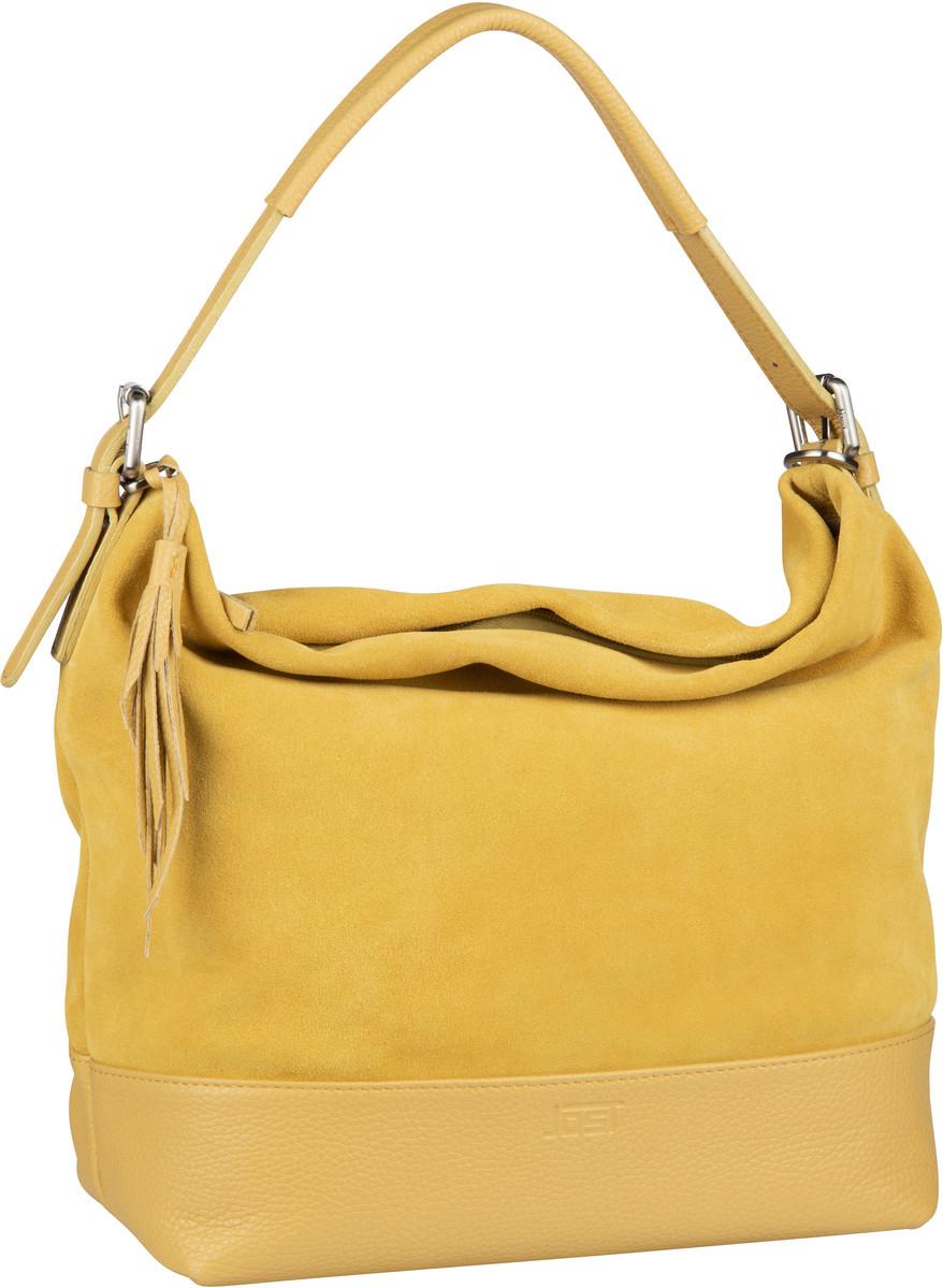 Handtasche Motala 1738 Hobo Bag Gelb