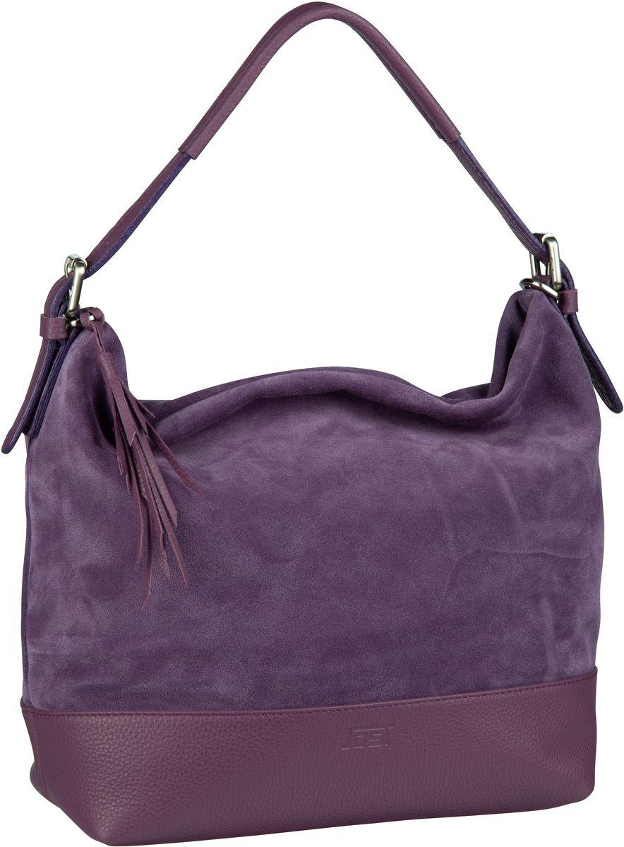 Handtasche Motala 1738 Hobo Bag Lila