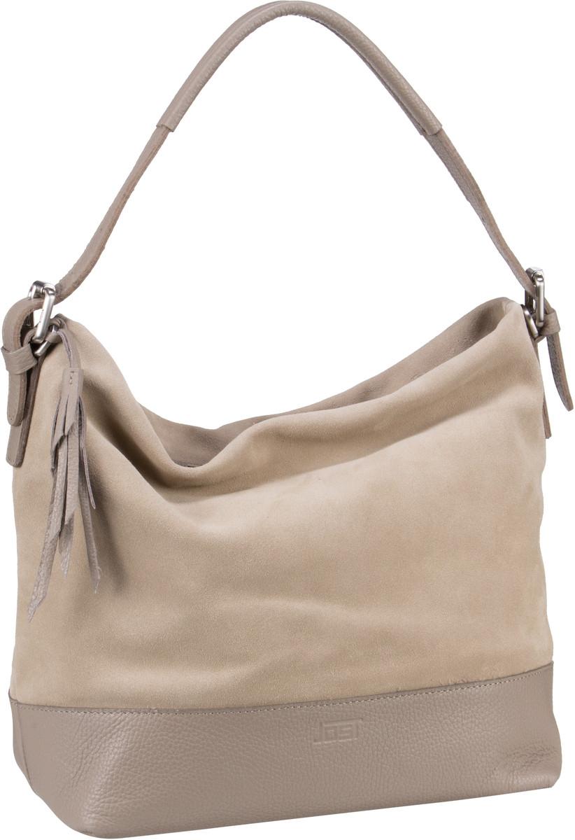 Handtasche Motala 1738 Hobo Bag Sand