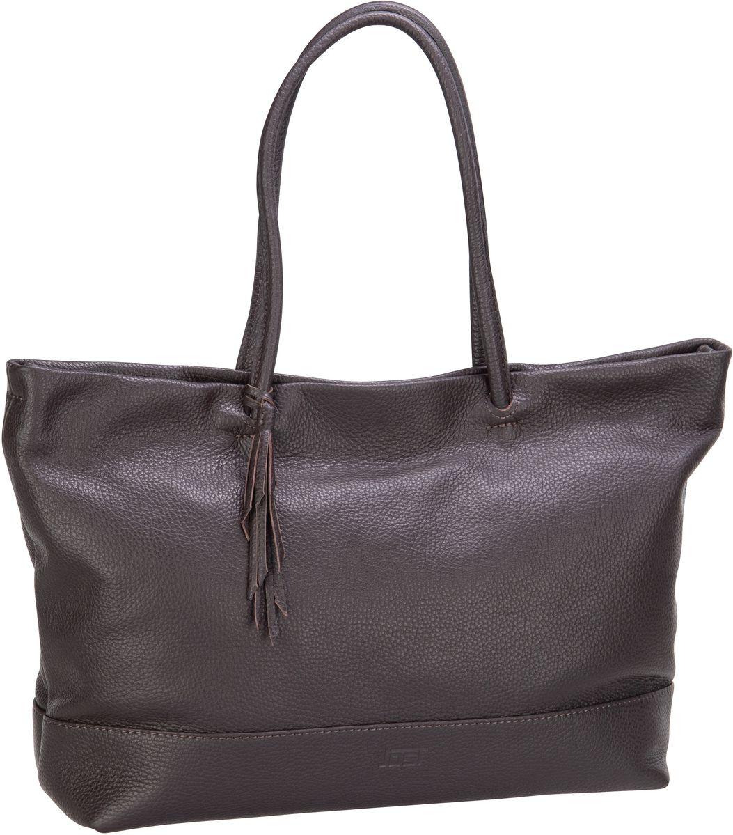 Handtasche Vika 1832 Shopper Braun