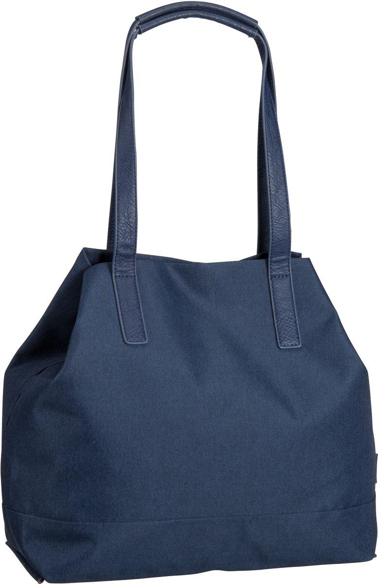 Handtaschen für Frauen - Jost Handtasche Bergen 1142 Shopper Navy  - Onlineshop Taschenkaufhaus