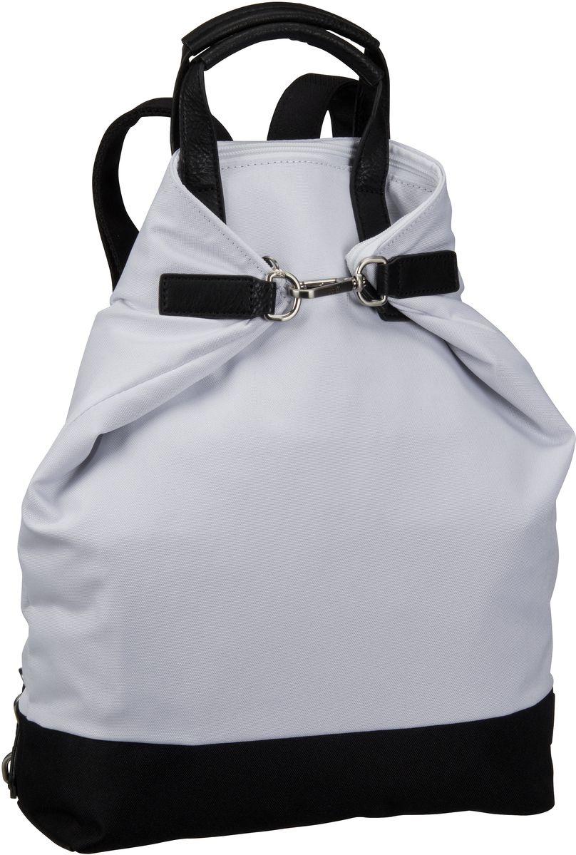 Jost Rucksack / Daypack Black & White 1127 X-Change 3in1 Bag S White/Black