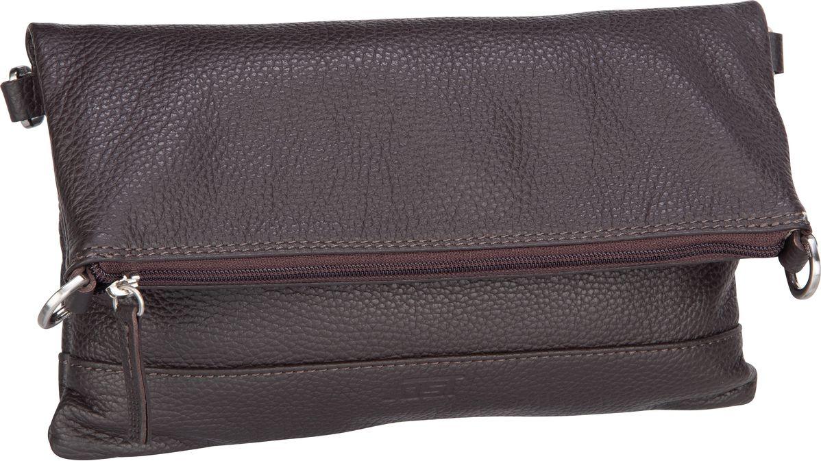 Handtasche Vika 1821 Clutch Braun