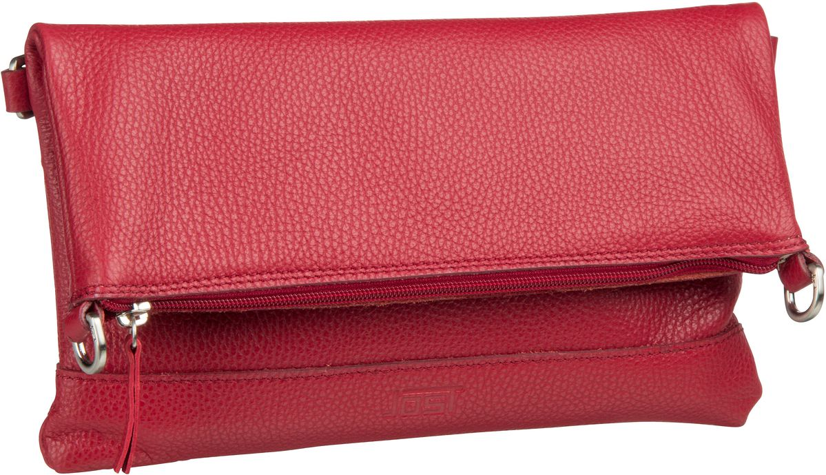 Handtasche Vika 1821 Clutch Red