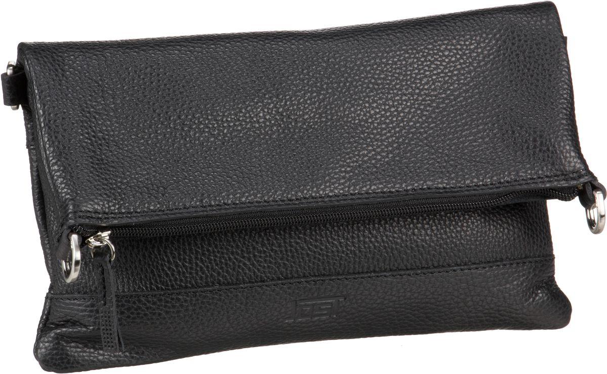Handtasche Vika 1821 Clutch Black