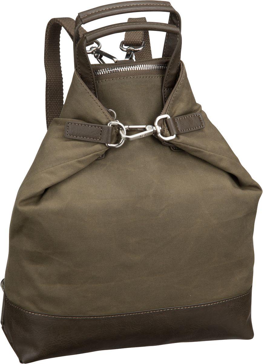 Rucksack / Daypack Göteborg 1431 X-Change 3in1 Bag XS Olive (5.4 Liter)