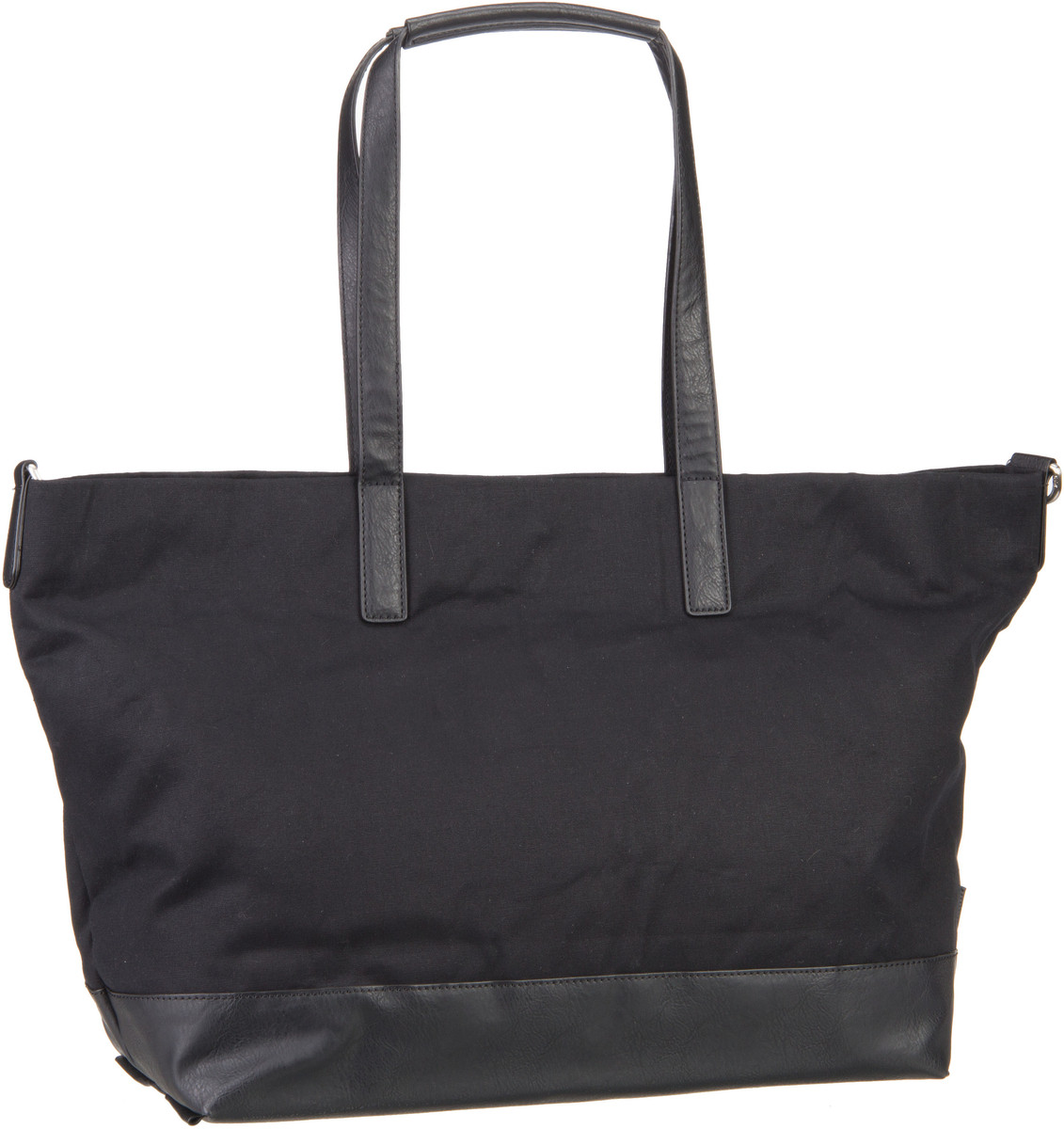 Handtaschen für Frauen - Jost Handtasche Göteborg 1442 Shopper Schwarz  - Onlineshop Taschenkaufhaus