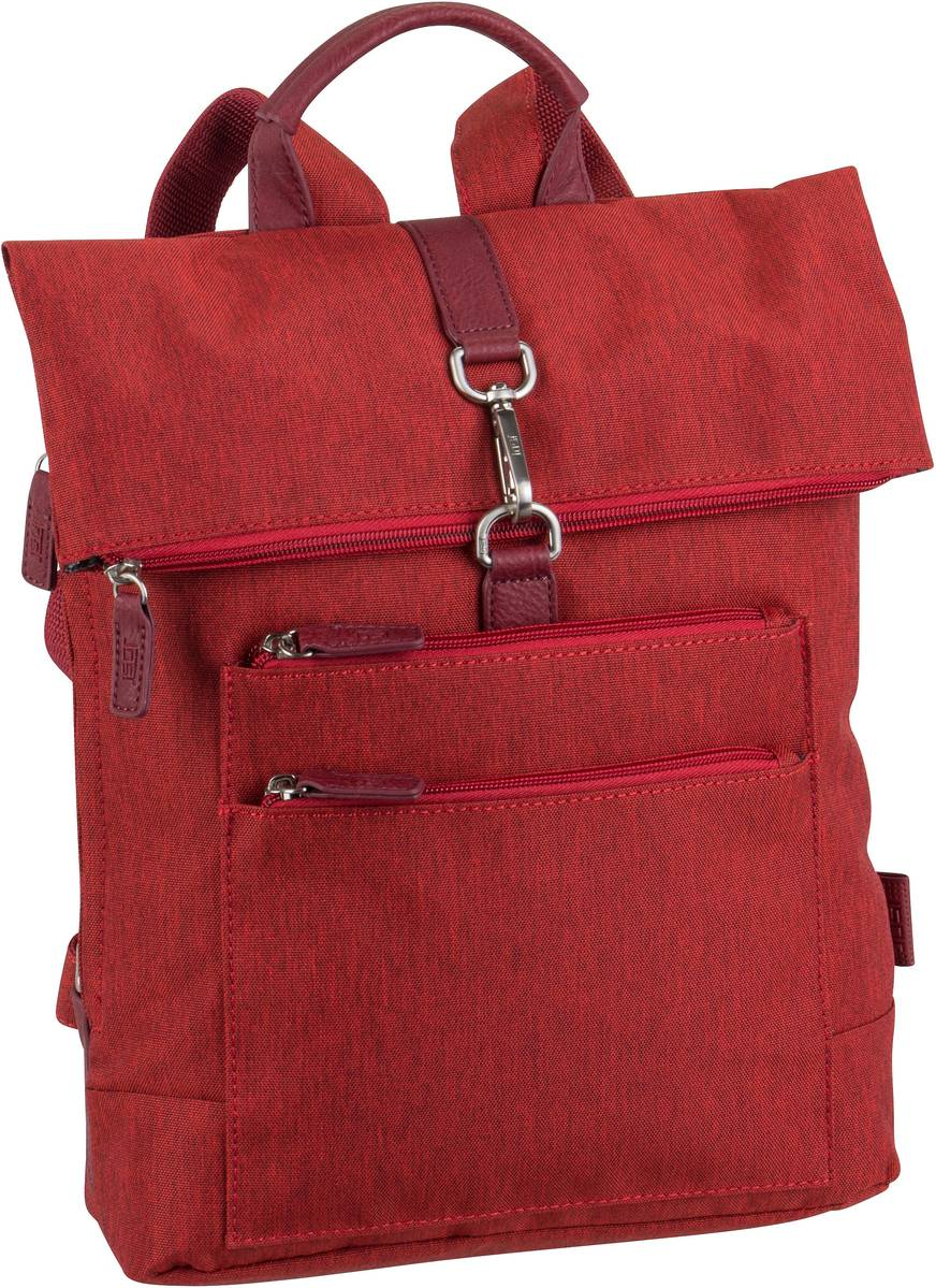 Jost Rucksack / Daypack 1144 Kurierrucksack S Red