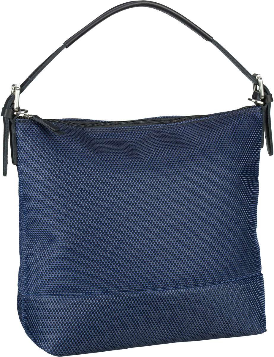 Handtasche Mesh 6182 Hobo Bag Blau
