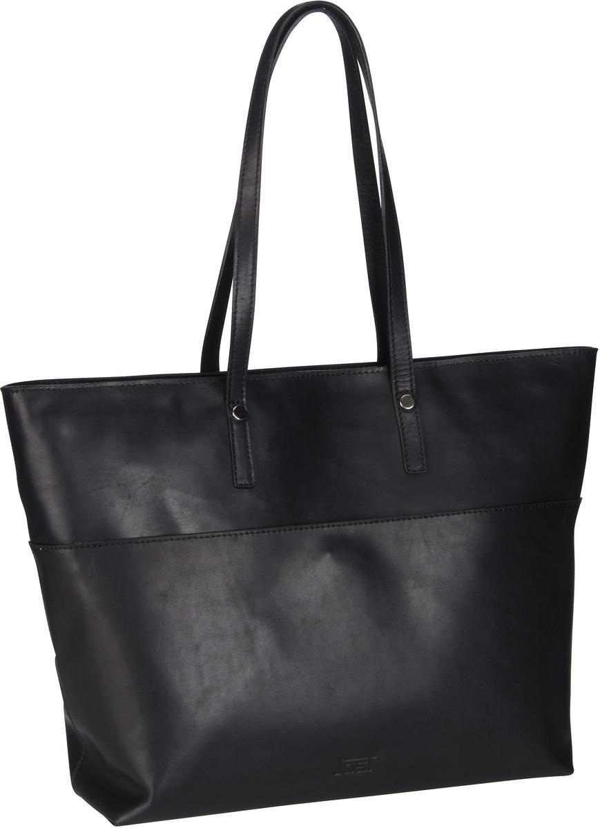 Handtasche Rana 1230 Shopper Schwarz