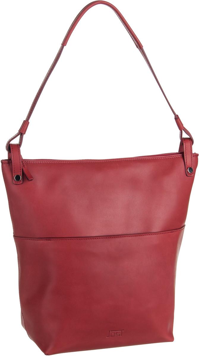 Handtasche Rana 1231 Hobo Bag Rot