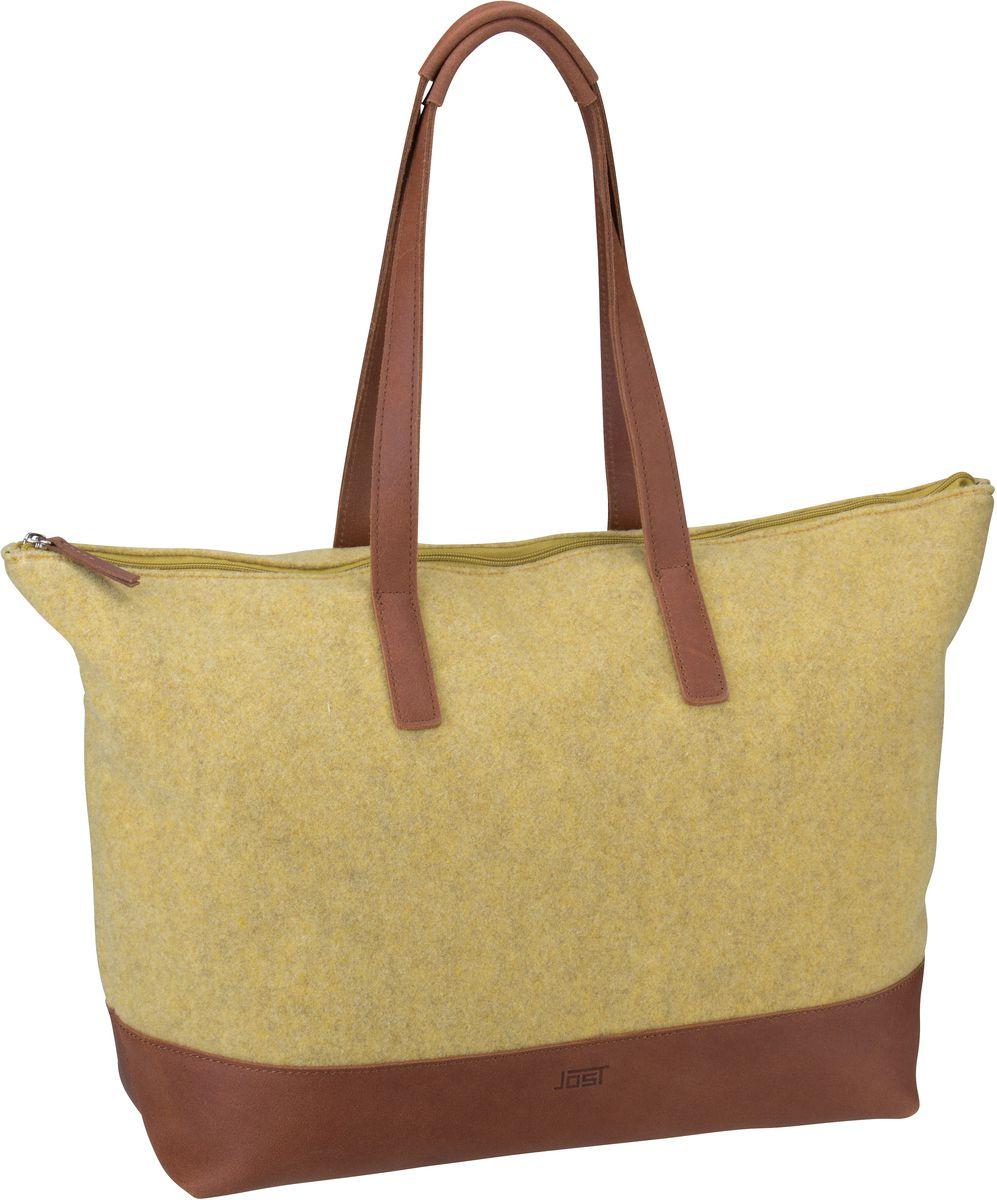 Handtasche Farum 2179 Shopper Curry