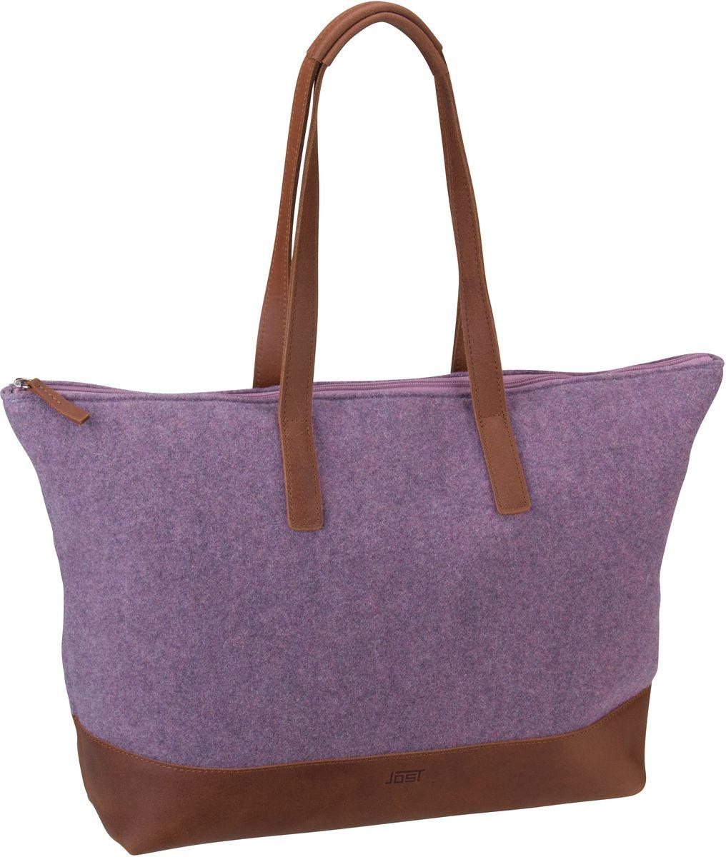 Handtasche Farum 2179 Shopper Lila