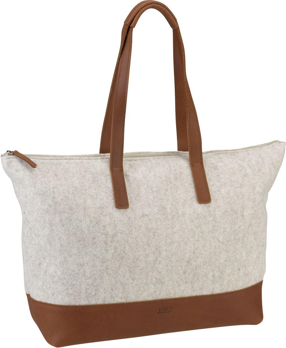 Handtasche Farum 2179 Shopper Offwhite